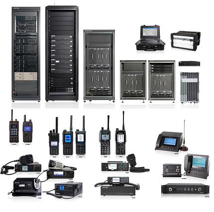 公安350兆数字集群系统解决方案